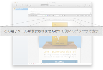 Automatic Localization in Direct Mail 3.6